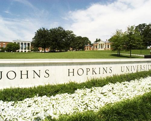 约翰斯霍普金斯大学录取!